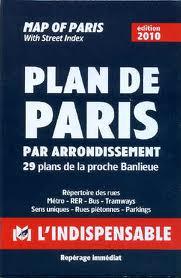 Things Parisians own: Paris Par Arrondissement