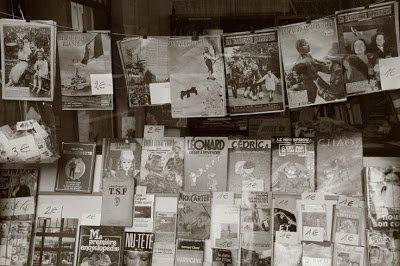 Paris shopping: Les bouquinistes