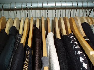 A plan for the closet purge