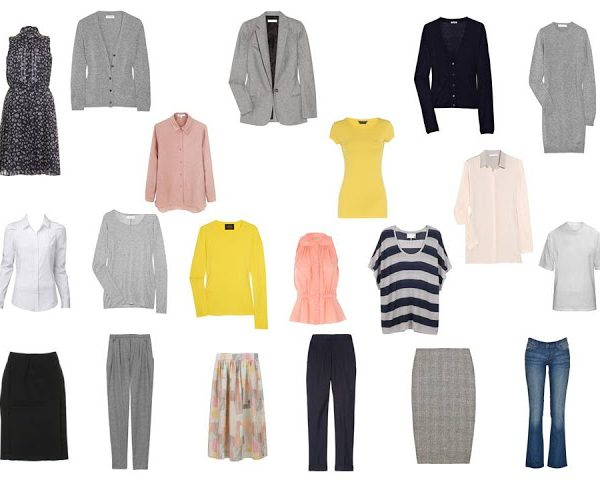 French Chic: Expanding on the core wardrobe