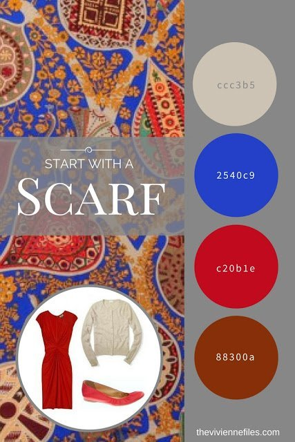 My 6th Most Popular Post - All Time - Start with a Scarf: Hermes Arbre de Vie