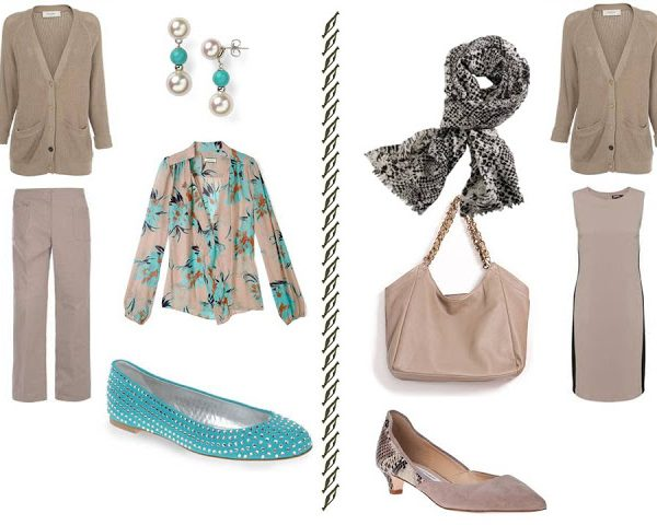 Visualizing French Chic: Taupe