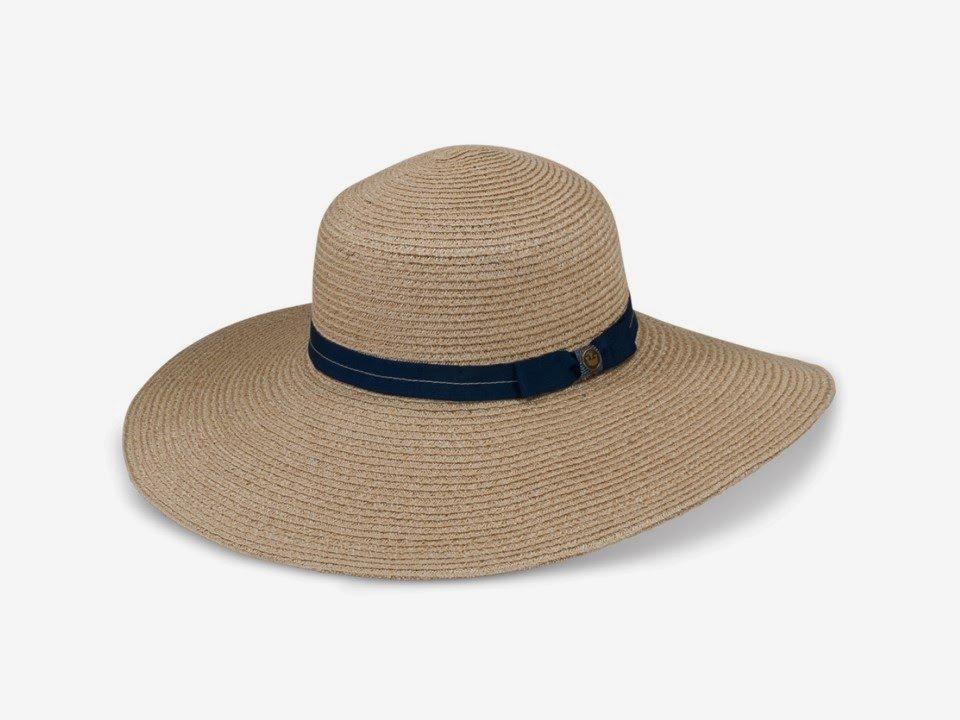 Goorin straw hat Bogart style