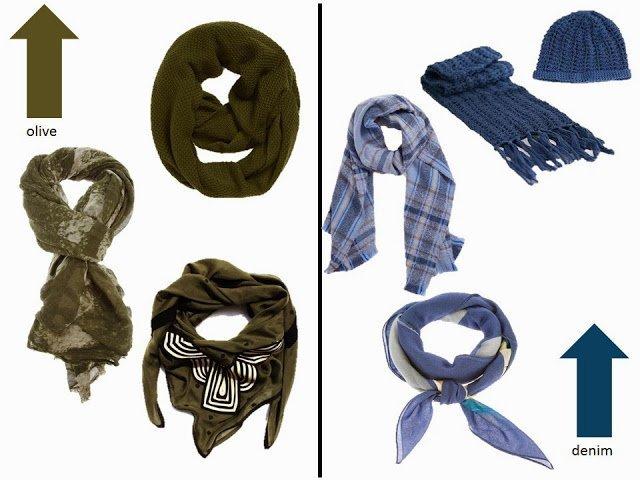dfbb0c6091 Neutral Accessories: Scarves, Part 1 - The Vivienne Files