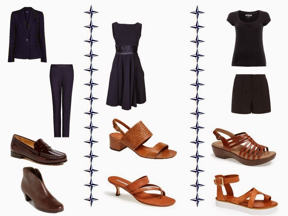 What Shoes Can I Wear With Navy Clothes The Vivienne Files