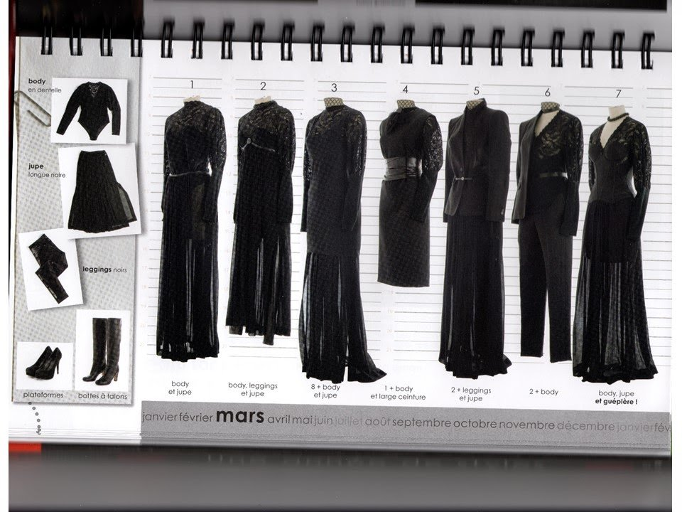 Une Annee de Styles by Ioannis Guia goth inspired outfits