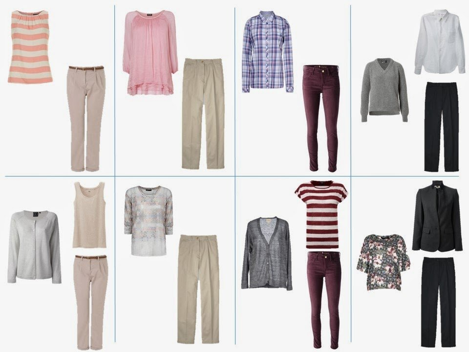 8 outfits from Ma To-Do List: Dressing