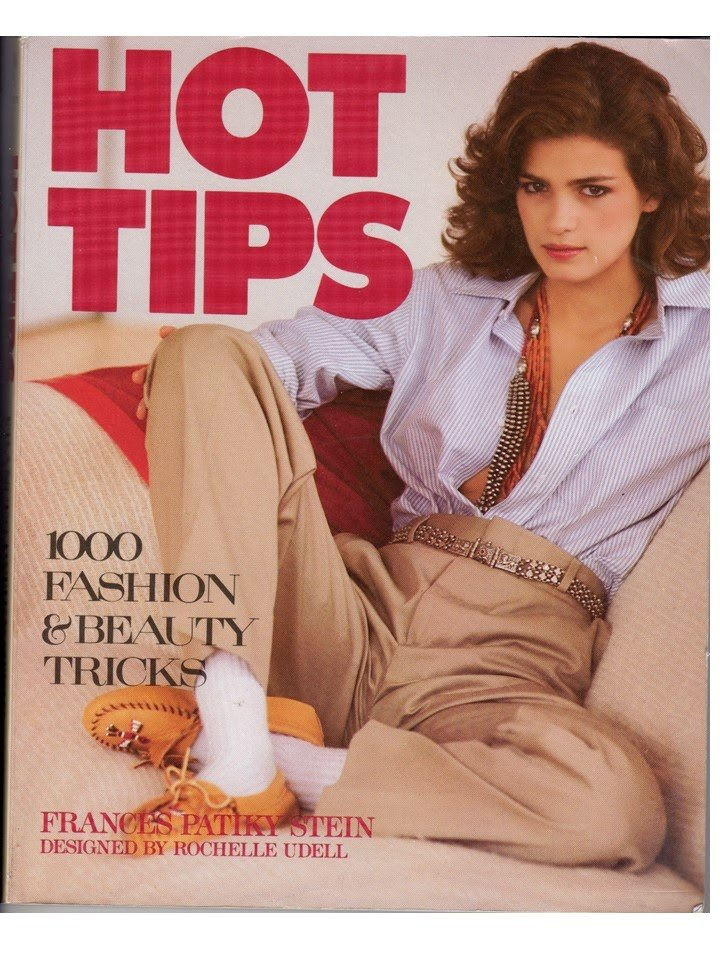 Hot Tips cover with Gia Carangi