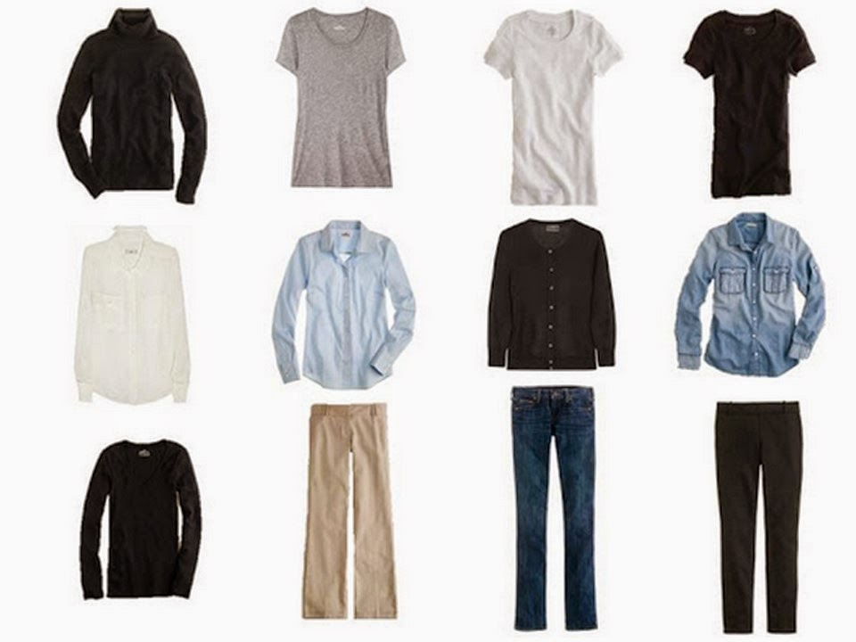 How to build a capsule wardrobe from scratch - step 18 - final review