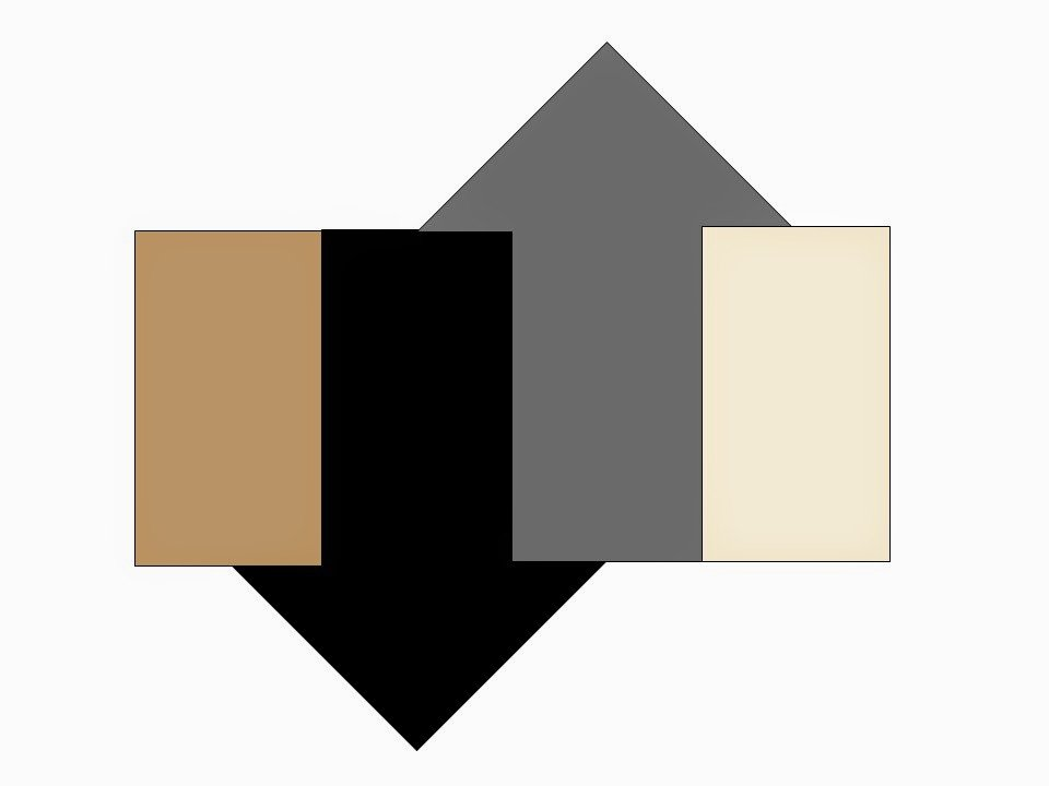 black grey camel cream color plan scheme graphic