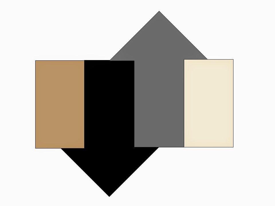 black grey camel cream color plan scheme graphic