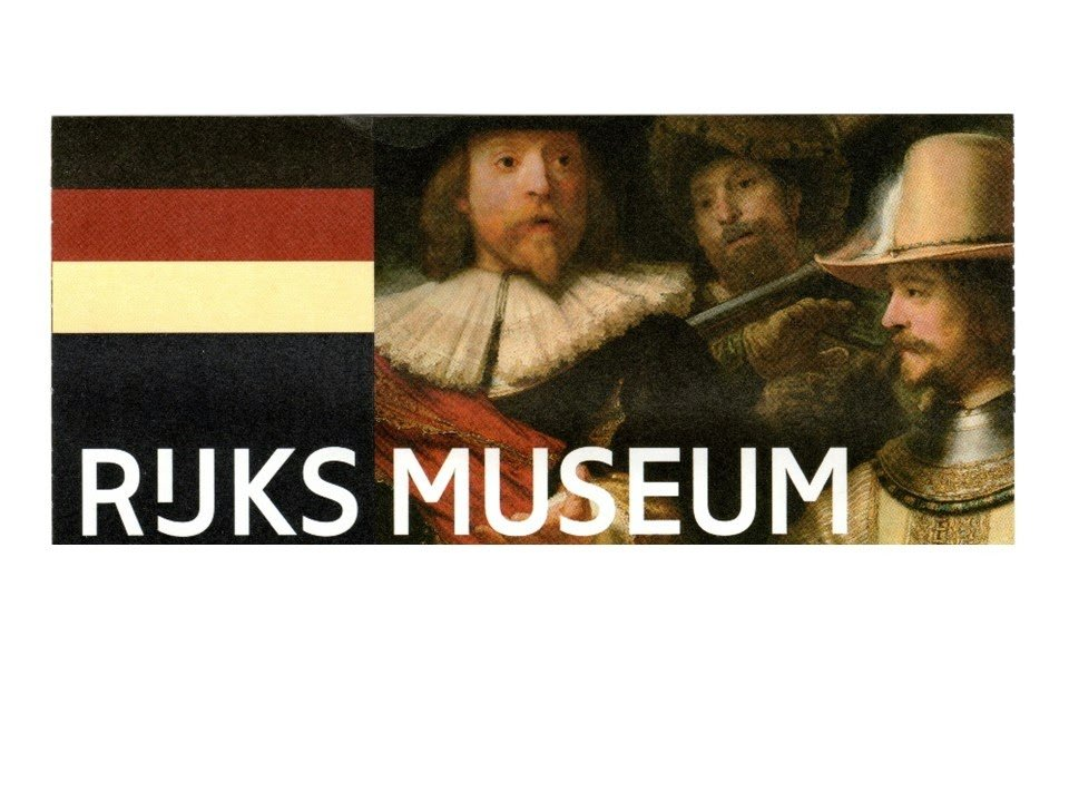 Rijksmuseum ticket The Nightwatch Rembrandt Start With Art Color Scheme
