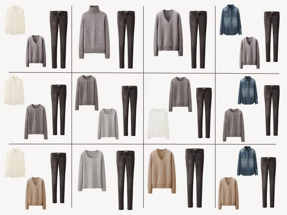 The French 5-Piece Capsule Wardrobe