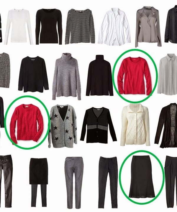 What IS my signature accent color? Capsule Wardrobe Project 333