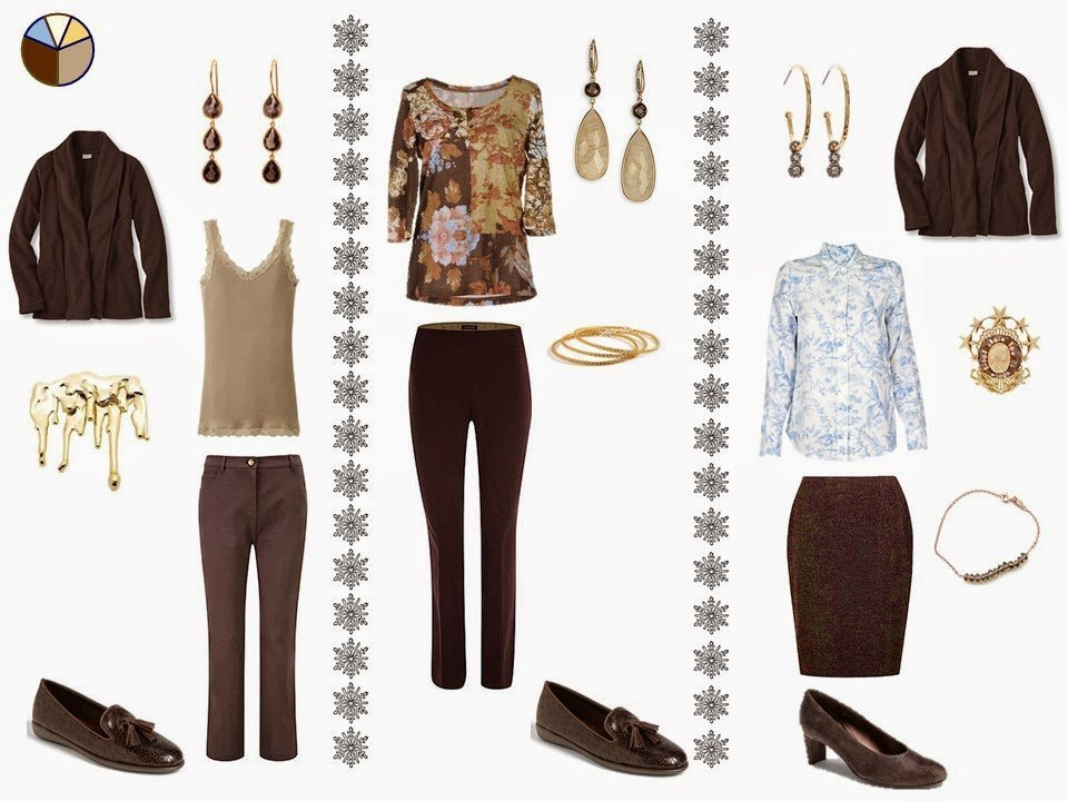 How to dress up a step by step capsule wardrobe with Jewelry