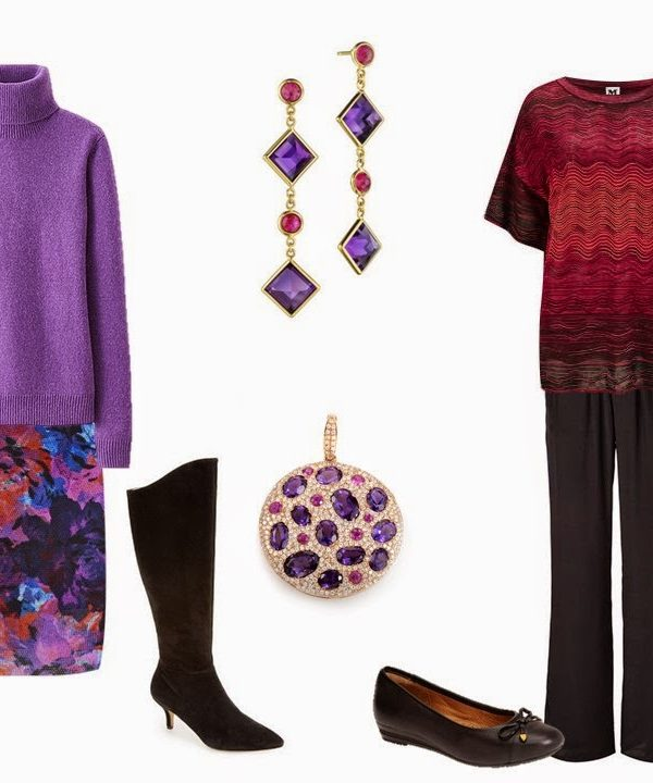 Maximize Your ROI: Ruby and Amethyst Jewelry