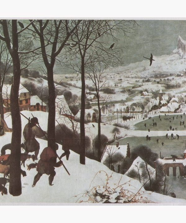 Building a Capsule Wardrobe by Starting with Art: The Hunters in the Snow by Pieter Brueghel the Elder