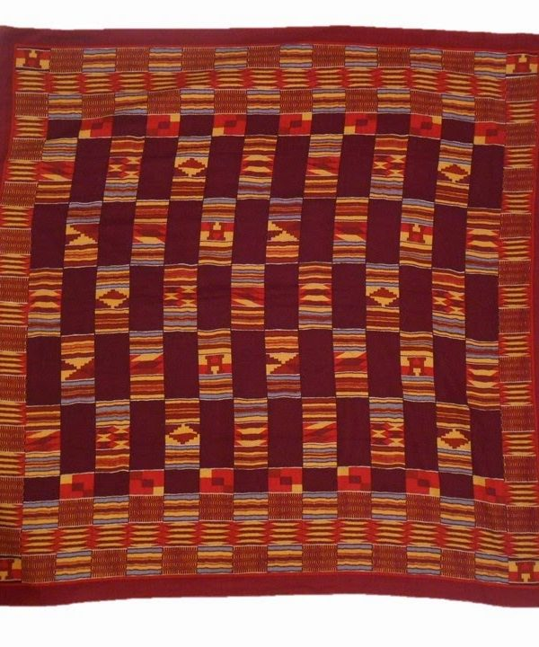 Building a Capsule Wardrobe by Starting with a Scarf: Hermes Maroon Shawl