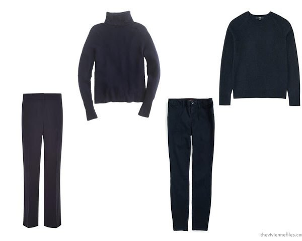 Choosing an Accent Color for Navy