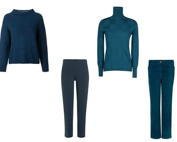 Choosing an Accent Color for Teal or Petrol Blue