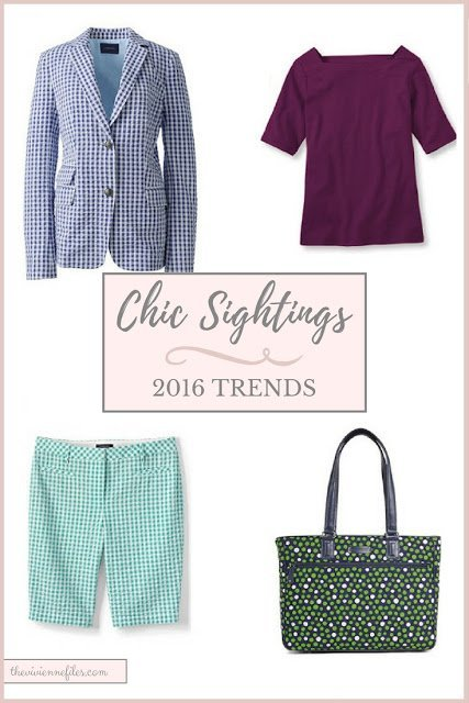 6 Women's Fashion Trends for Spring 2016