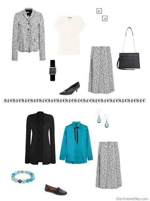 The Power of Accent Colors in the Capsule Wardrobe: Turquoise