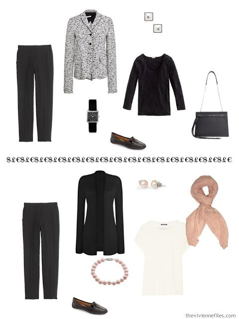 The Power of Accent Colors in the Capsule Wardrobe: Blush
