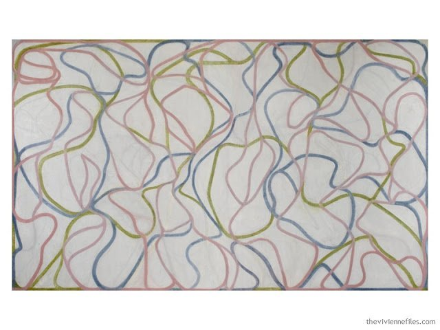 Study for the Muses by Brice Marden