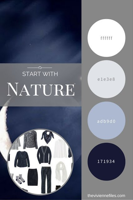 Build a Capsule Wardrobe by Starting with Nature: Moon with Jupiter and 4 Moons by Christian Fattinnazi