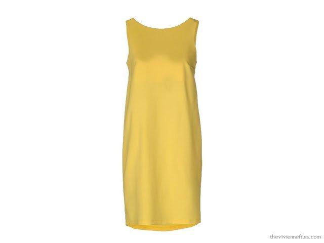One Yellow Dress in a Capsule Wardrobe: 14 Ways to Wear It