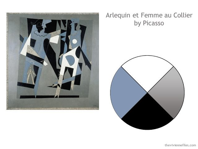 Build a Capsule Wardrobe by Starting with Art: Arlequin by Pablo Picasso, Version 2