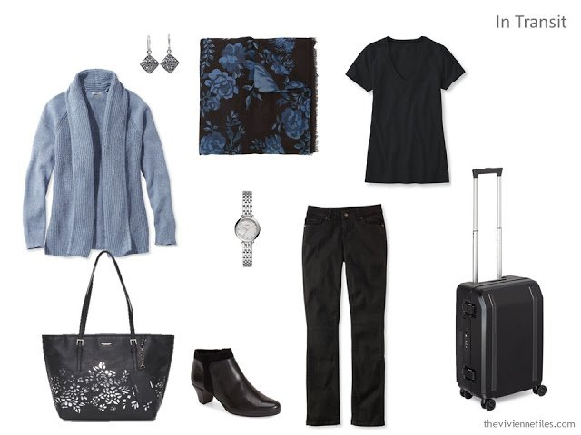 Build a Travel Capsule Wardrobe by Starting with Art: Arlequin by Pablo Picasso, Version 2