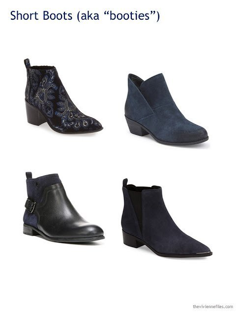Choices of short boots for Autumn and Winter 2016