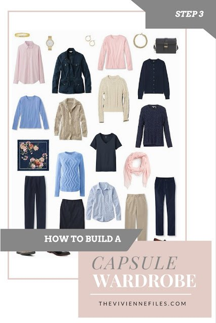 How To Build A Capsule Wardrobe Starting From Scratch Stage Three The Vivienne Files