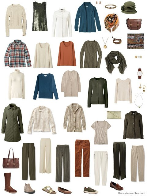 How to Build a Capsule Wardrobe: Starting From Scratch, Stage 5 - Evaluation