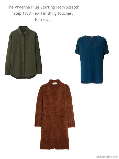 How to Build a Capsule Wardrobe: Starting From Scratch, Stage 5 - New additions