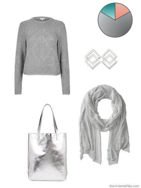 silver capsule wardrobe additions