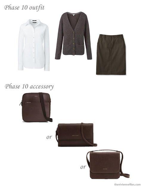 How to choose a classic brown handbag
