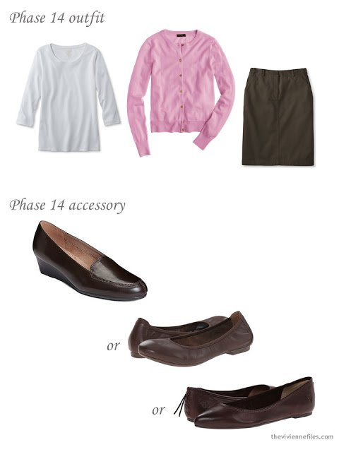 How to choose a pair of classic brown ballet flats