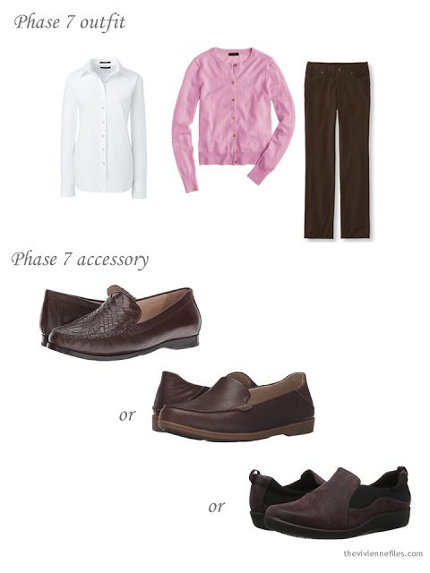How to choose a pair of classic, comfortable brown loafers