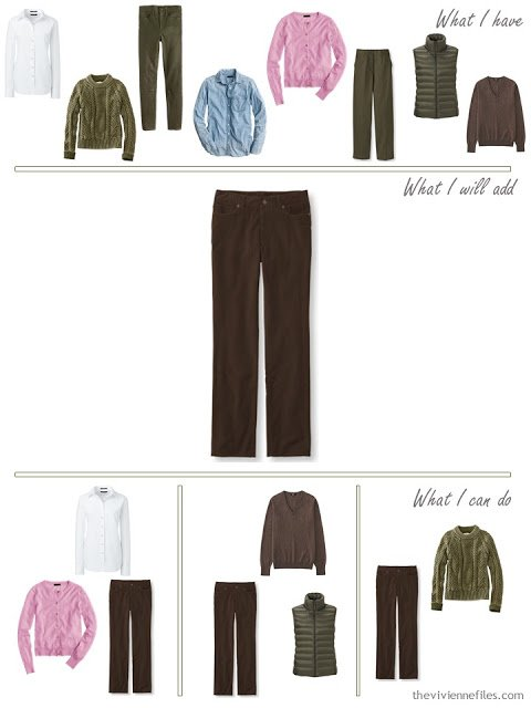 How to Build a Capsule Wardrobe 1 Piece at a Time: Soir d'Octobre by Maurice Denis