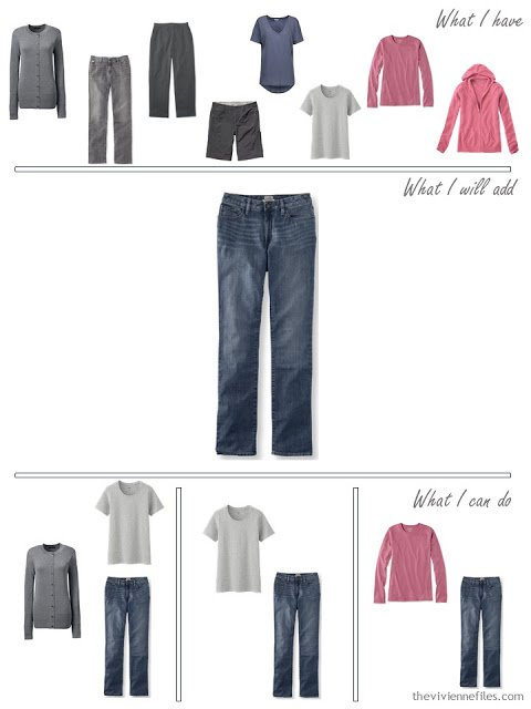 how to add blue jeans to your wardrobe