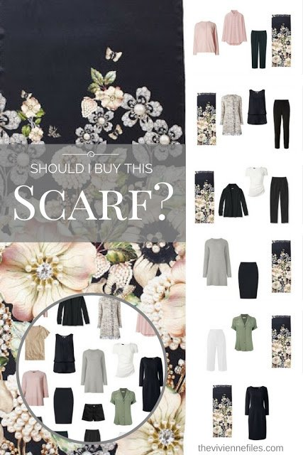 Should I Buy This Scarf? How to decide if you really ought to buy an accessory…