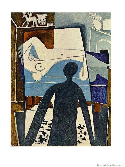 L'Ombre by Pablo Picasso