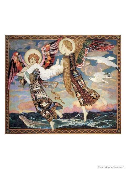 Saint Bride by John Duncan