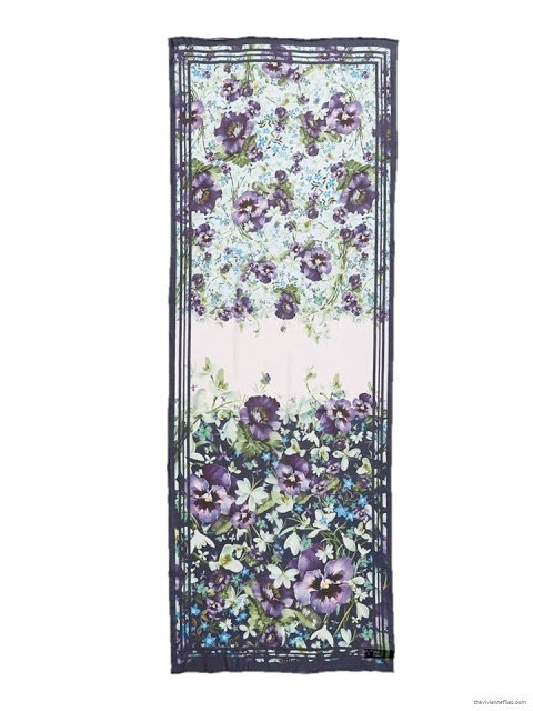 Esme Enchantment scarf by Ted Baker London