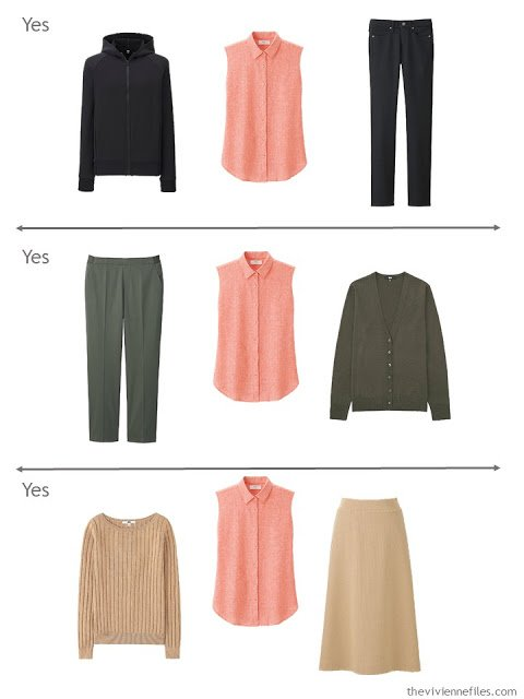 How to evaluate the versatility of a blouse