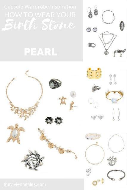 June's Birthstone: Pearls!