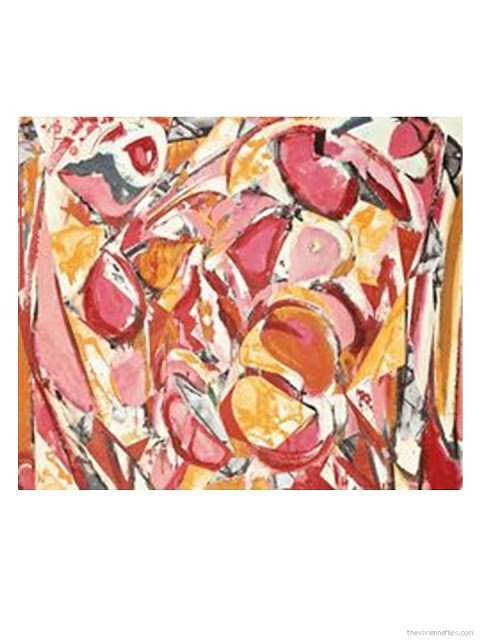 Vernal Yellow by Lee Krasner