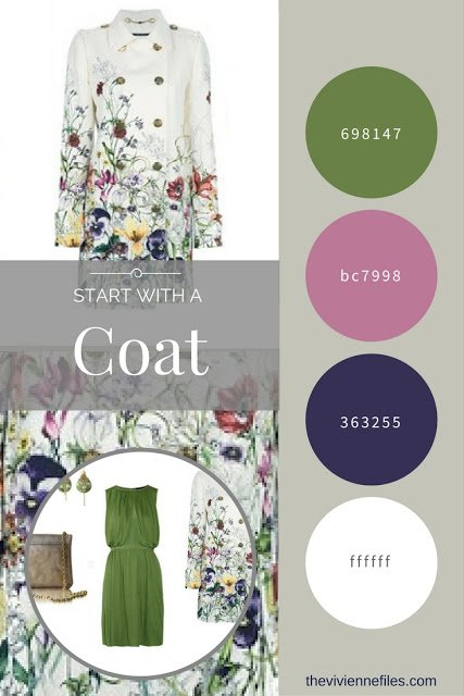 A Travel Wardrobe Based on an Amazing Coat!